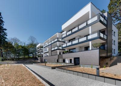 Photographie architecture pour promoteur immobilier